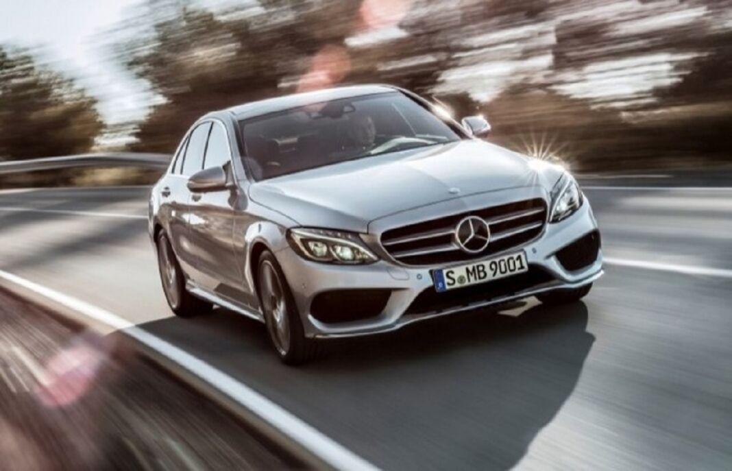 Mercedes Classe C richiamo airbag Takata difettosi
