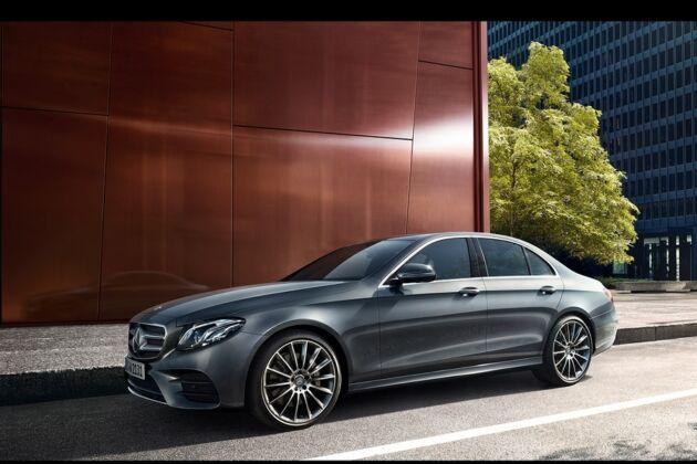 Mercedes Classe E e CLS richiamo problema airbag