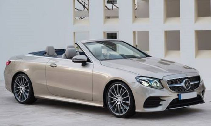 Mercedes Classe E esemplari richiamo airbag Takata