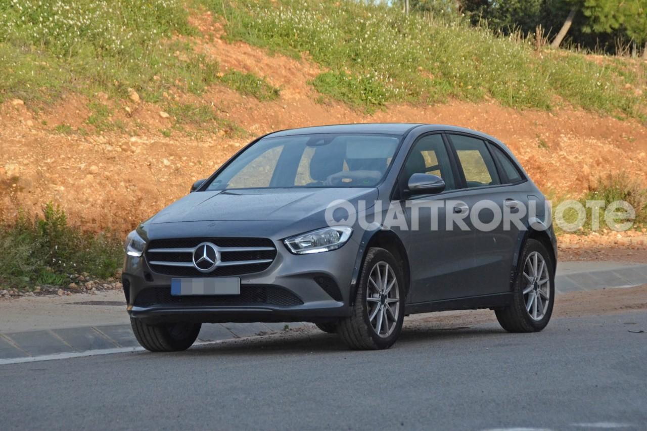 Mercedes EQ B