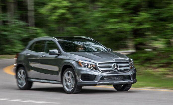 Mercedes GLA 2019 ultime news