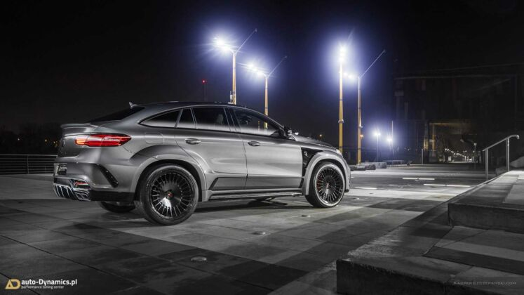 Mercedes GLE 63 S AMG Coupé Project Inferno