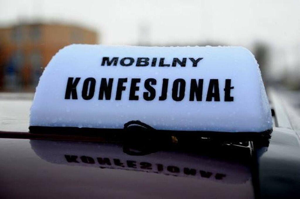 Mercedes Vito confessionale mobile