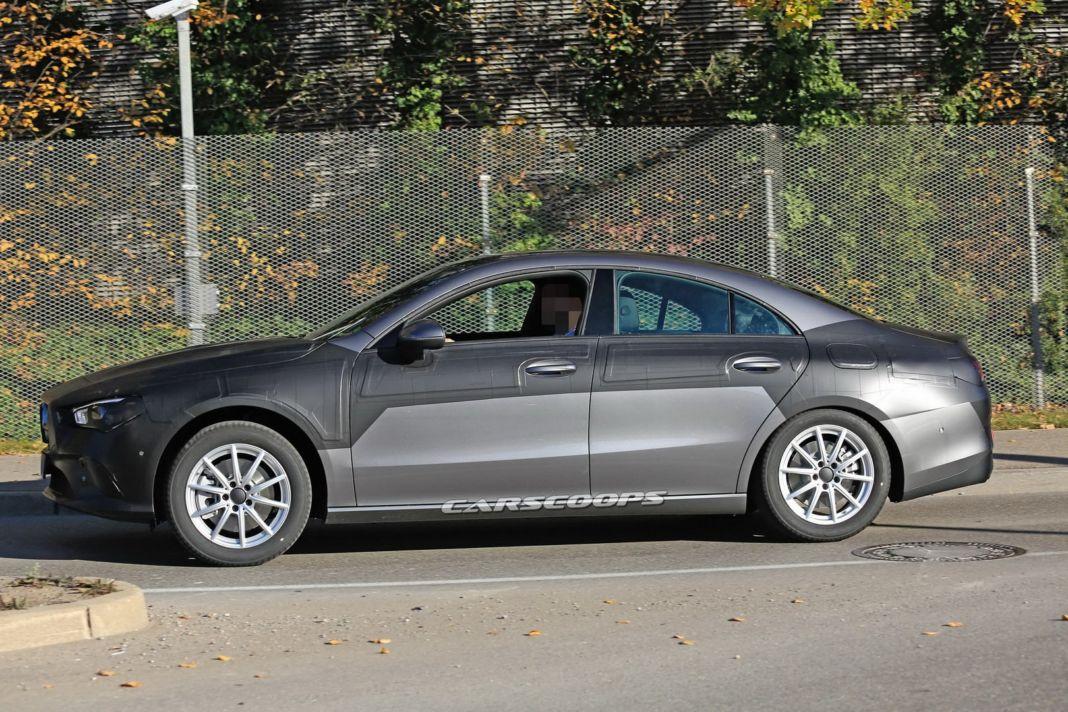 Nuova Mercedes CLA CES 2019