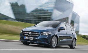Nuova Mercedes Classe B prezzi Germania
