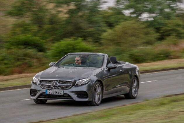 Nuova Mercedes E 350
