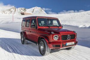 Nuovo Mercedes Classe G diesel
