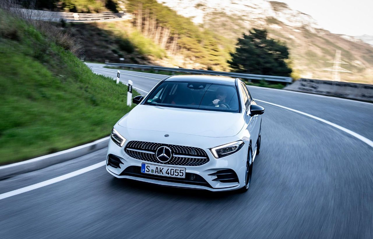 Mercedes A 180 d Automatic Sport Extra debutto Italia