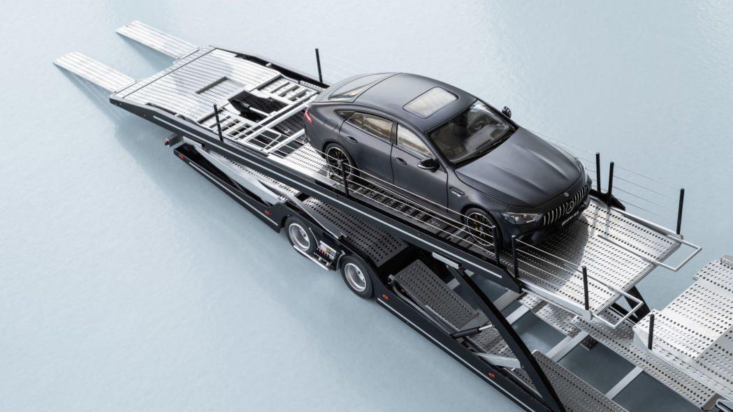 Mercedes Actros GigaSpace modellino