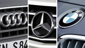 Mercedes guida le vendite di auto premium in Cina