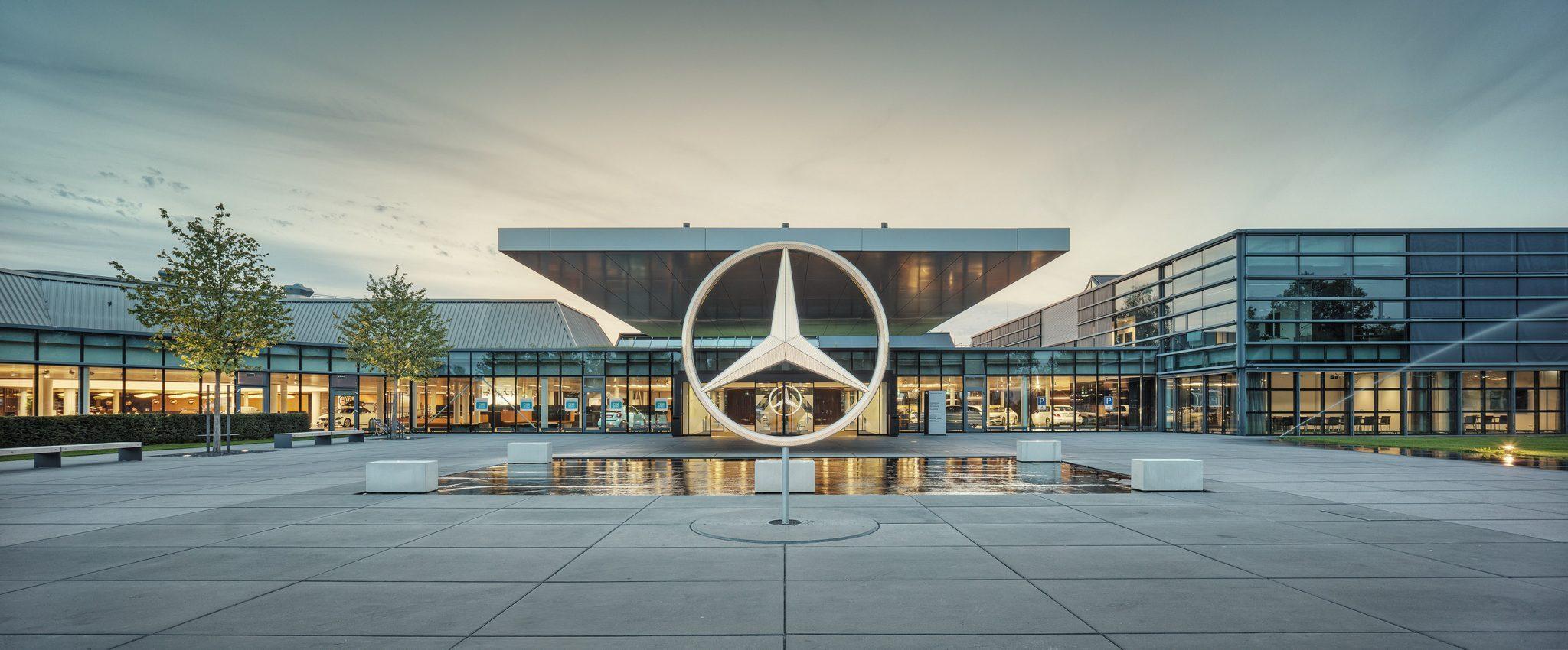Mercedes-Benz Sindelfingen