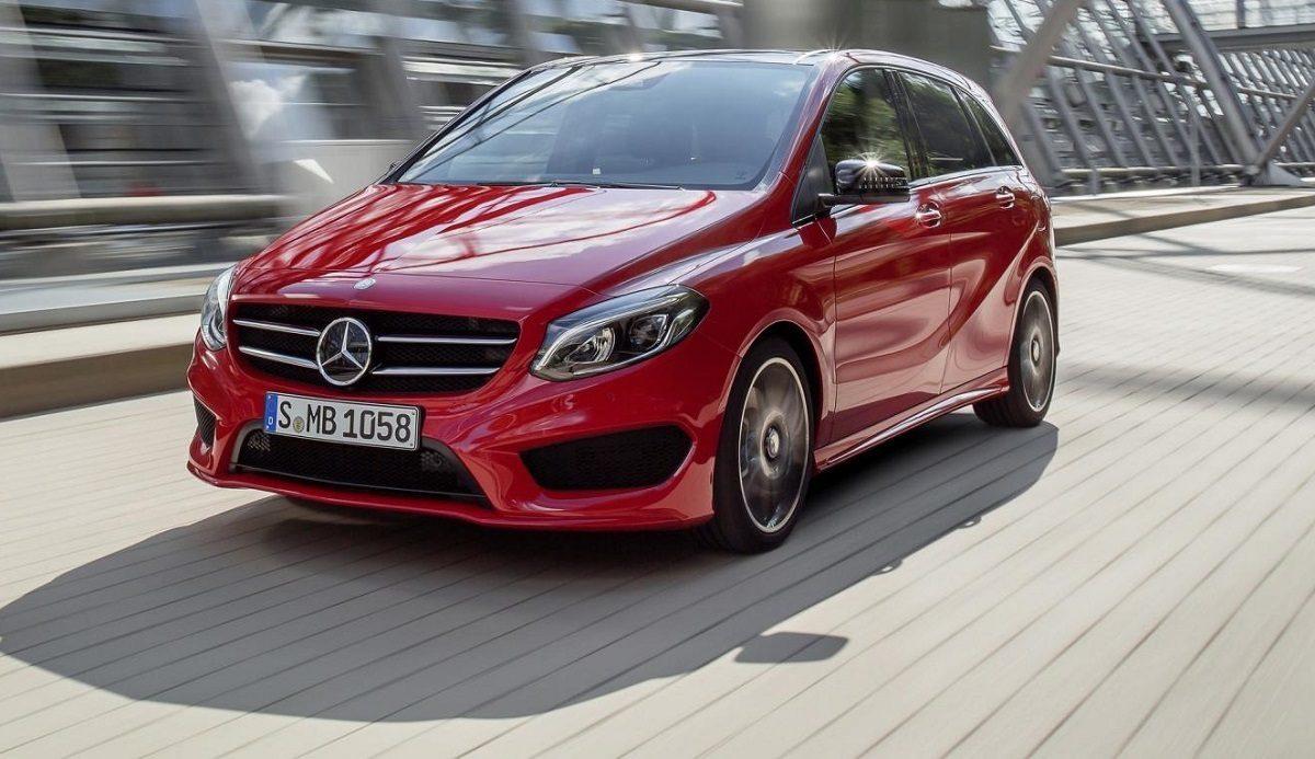 Mercedes Classe B e CLA 2018 sistema di rilevamento