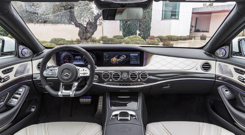 Mercedes Classe S settima generazione nuova piattaforma