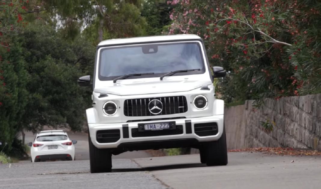 Mercedes G 63 AMG 2019 video