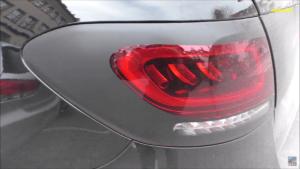 Mercedes GLC 2020 ultimo video spia