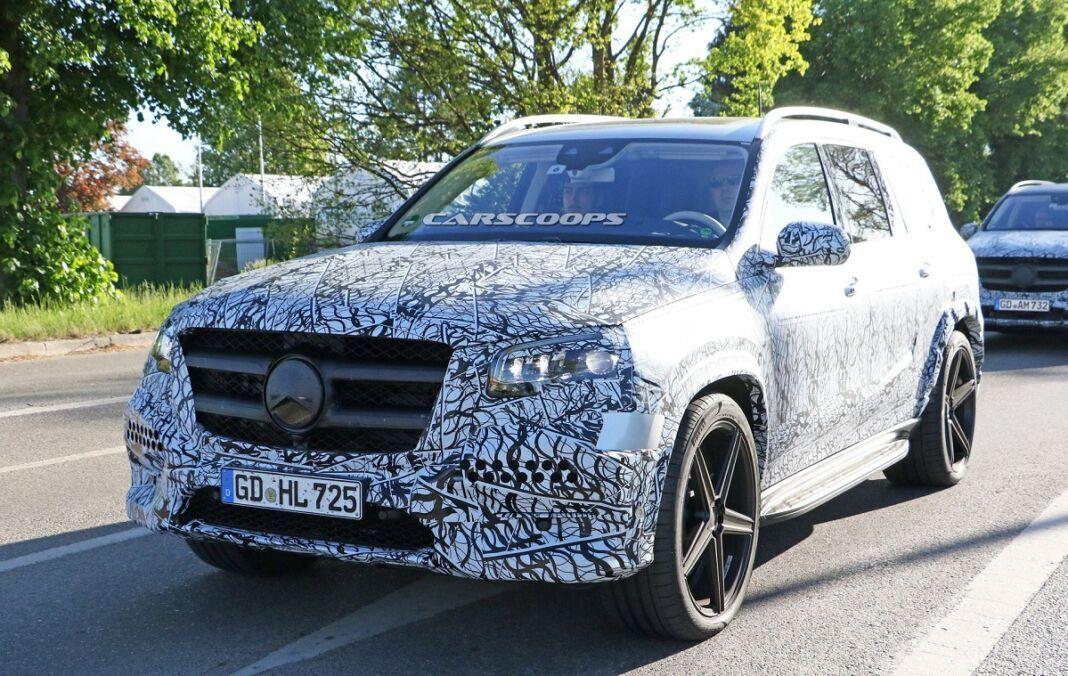 Mercedes GLS 2020 quello che sappiamo