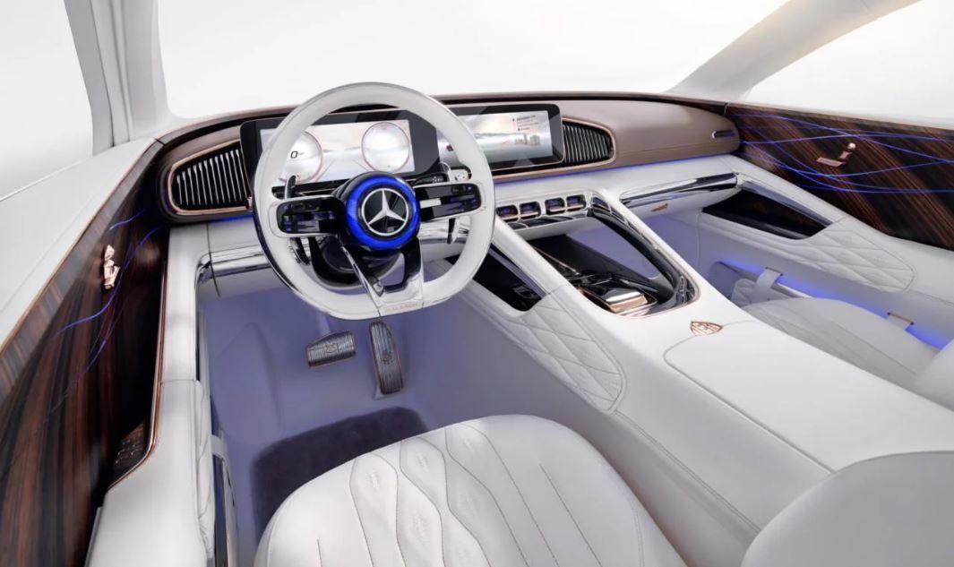 Mercedes-Maybach GLS 600, GLS 680 e S 680 deposito marchi