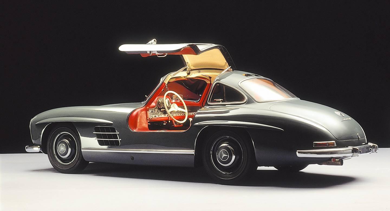 Mercedes SL nuova generazione in fase di progettazione