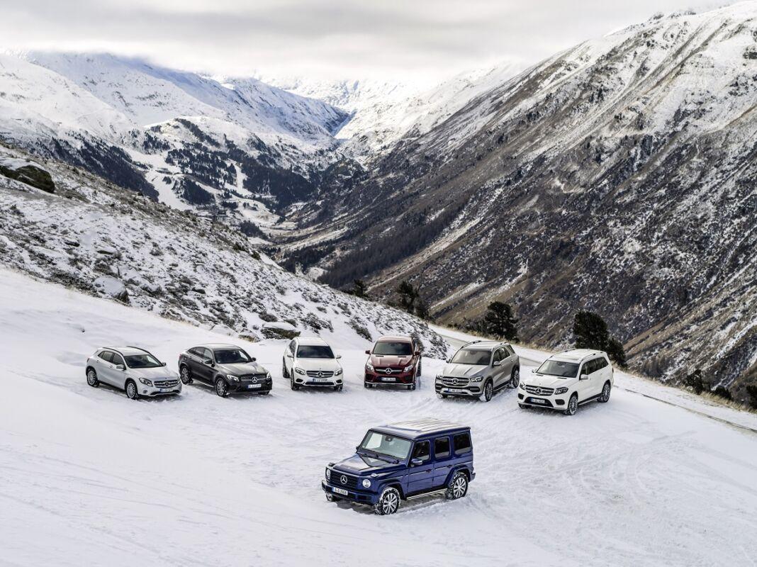 Mercedes leadership segmento premium