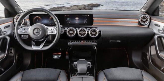 Nuova Mercedes CLA CES 2019 ufficiale