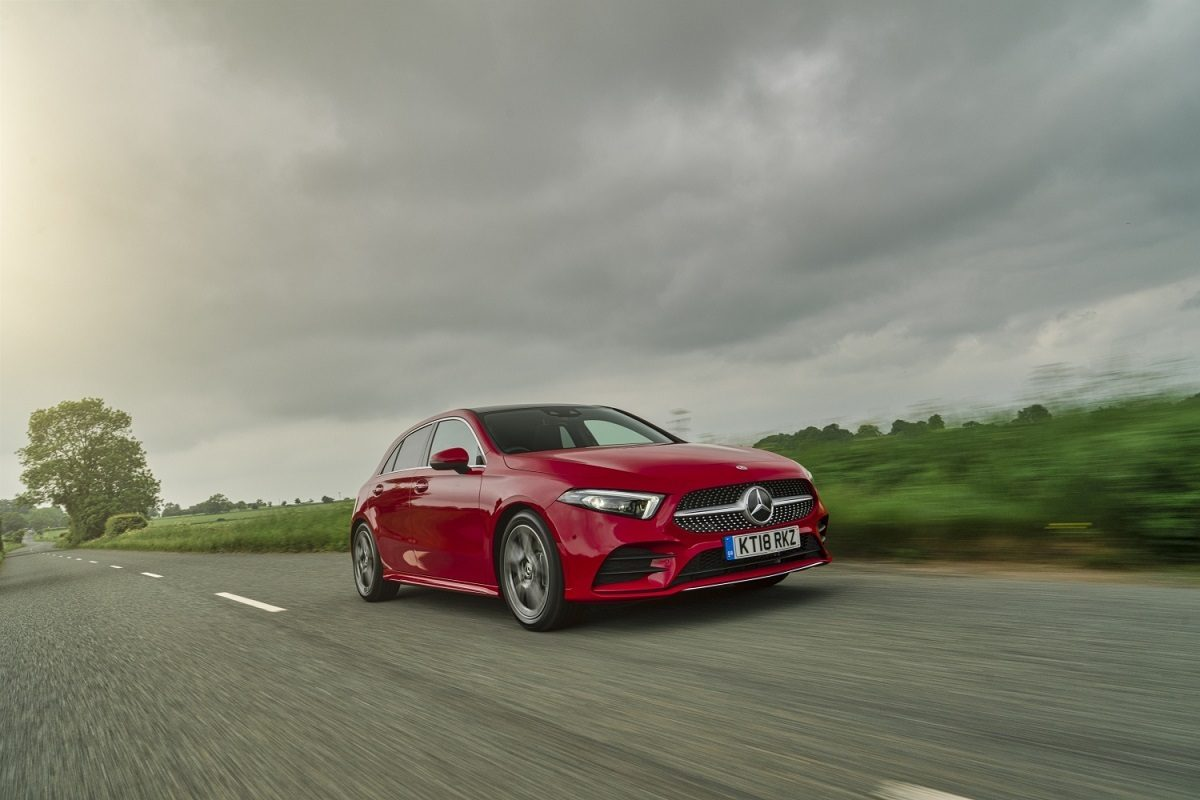 Nuova Mercedes Classe A Car of The Year 2019