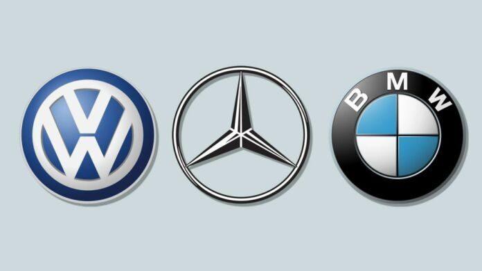Daimler, Bmw e Volkswagen