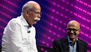 Daimler: ecco l'ultima promessa di Zetsche prima delle dimissioni