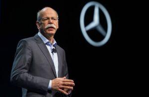 BMW: umoristico omaggio al capo di Daimler