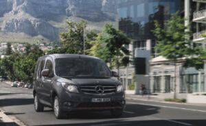 Mercedes Citan Tourer nuovi motori