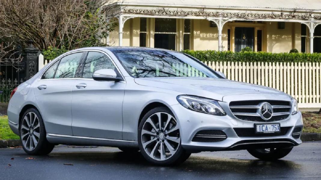 Mercedes Classe C richiamo Australia