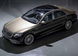 Mercedes Classe S Hofele