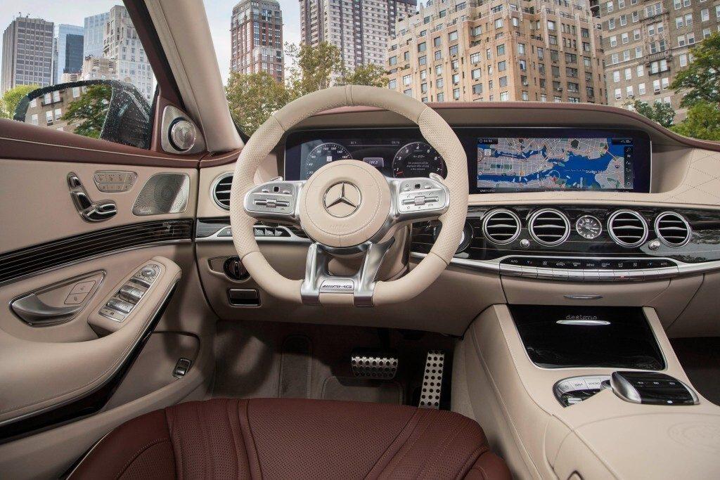 Mercedes S 65 AMG Final Edition Ginevra