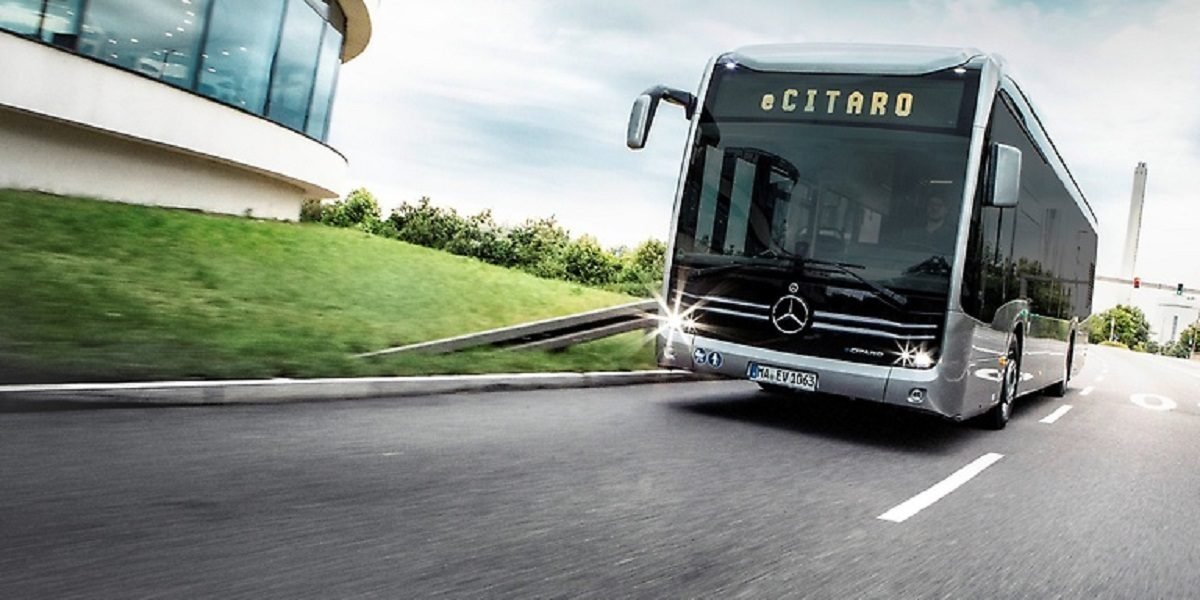 Mercedes eCitaro City Bus of the Year 2019 Spagna