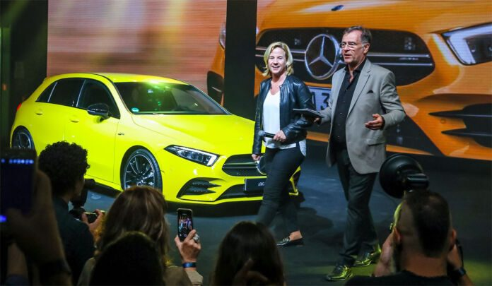 Mercedes riconferma scommessa espansione Brasile