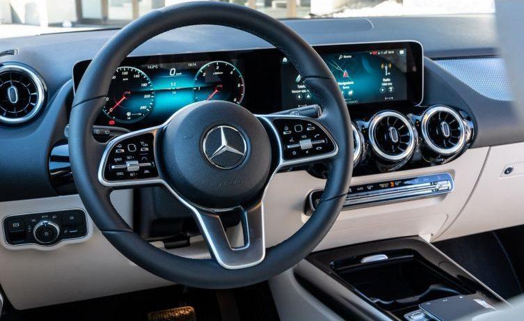 Nuova Mercedes Classe B Italia