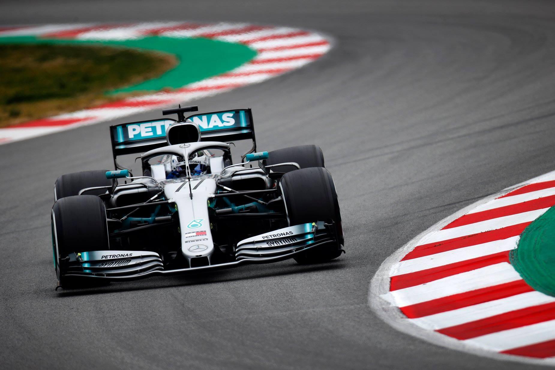 Mercedes spiega cosa è andato storto con Bottas in Brasile - MBenz.it