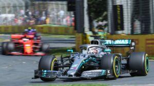 "Mercedes si prepara per un ""weekend impegnativo"" a Singapore"