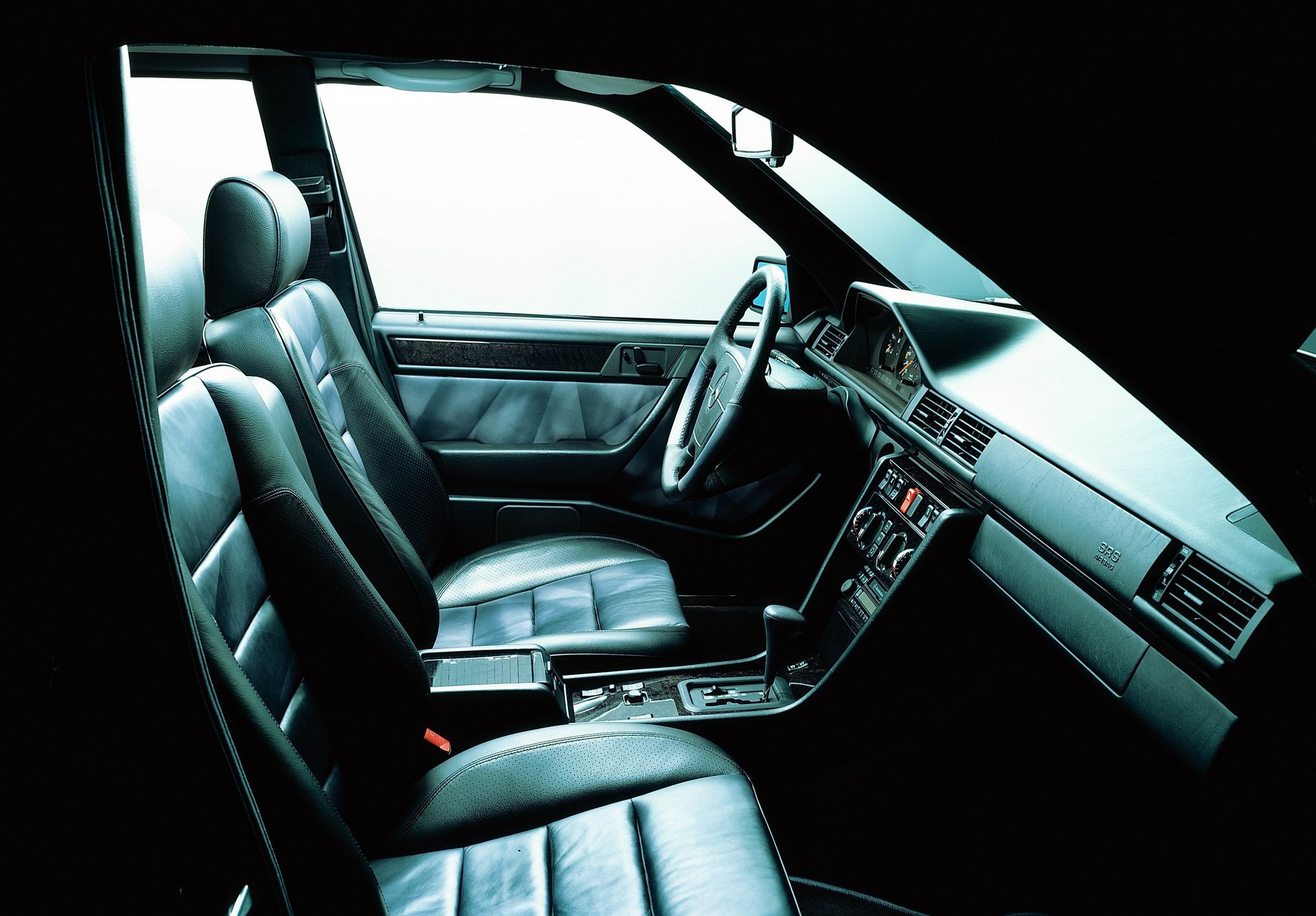 Mercedes 500 E Porsche