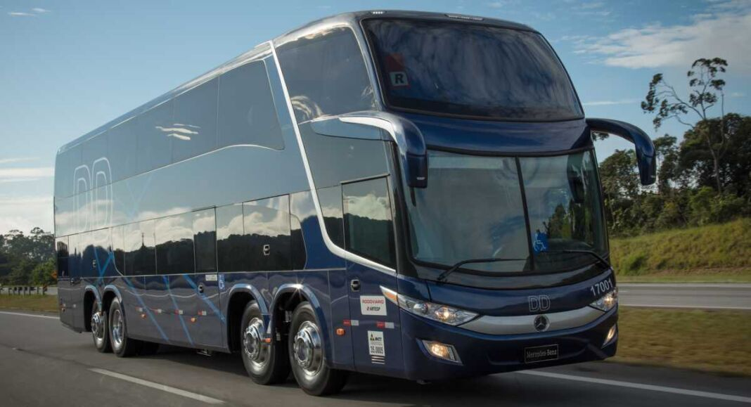 Mercedes 8000 autobus 2019