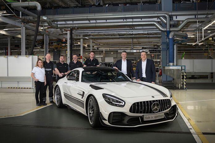 Mercedes AMG-GT 2020