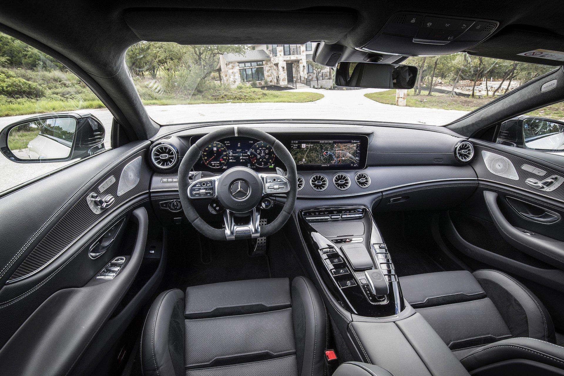 Mercedes-AMG GT 53 Coupé4 prezzo mercato USA