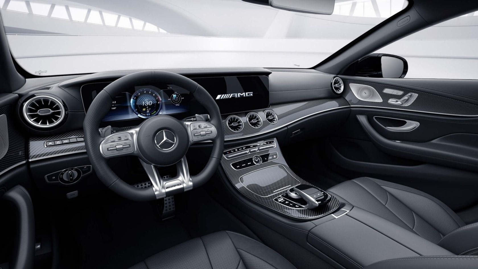 Mercedes CLS 53 AMG Race Edition