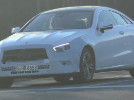 Mercedes Classe E facelift coupé video