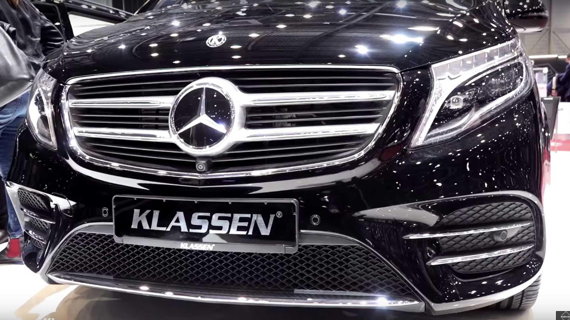 Mercedes Classe V Klassen