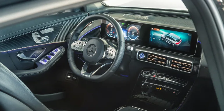 Mercedes EQC molti utenti australiani