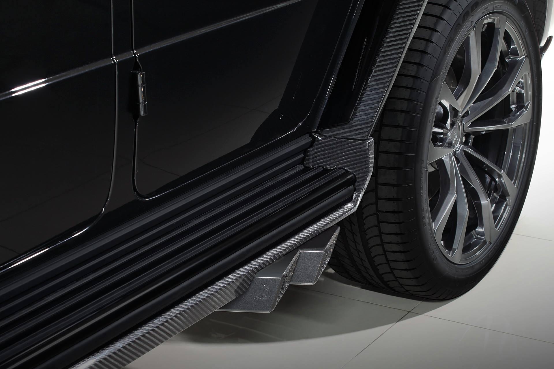 Mercedes G 63 AMG 2019 Topcar terzo body kit