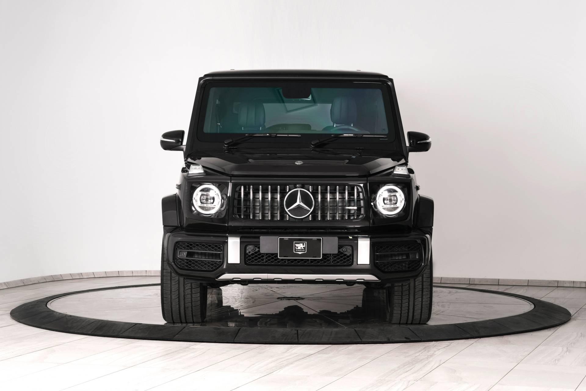 Mercedes G 63 AMG 2019 antiproiettile INKAS