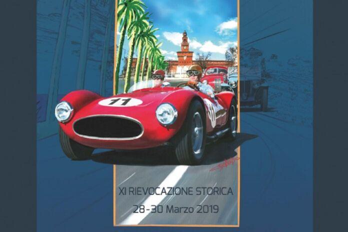 Mercedes IWC 11ª edizione Coppa Milano-Sanremo