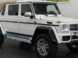 Mercedes-Maybach G 650 Landaulet vendita