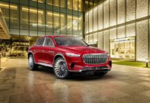 Mercedes-Maybach Ultimate Luxury Concept GLS